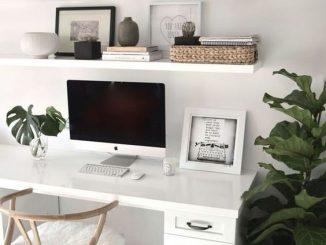 Office desk layout ideas