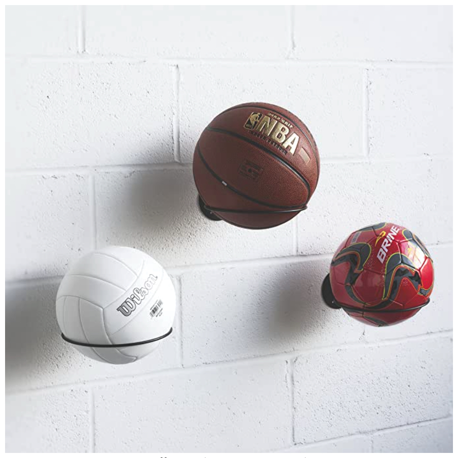 Room accessories for teenage guys_basket ball holder