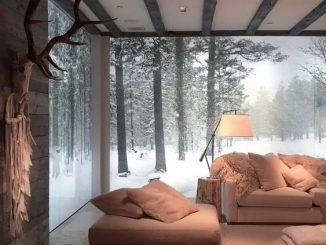 Winter interior design trends 2021