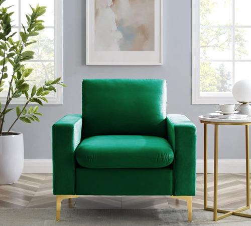 modern living room on a budget
