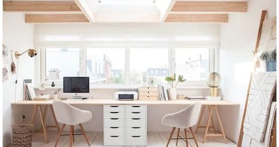 Working From Home; Create an Office Space You'll Love