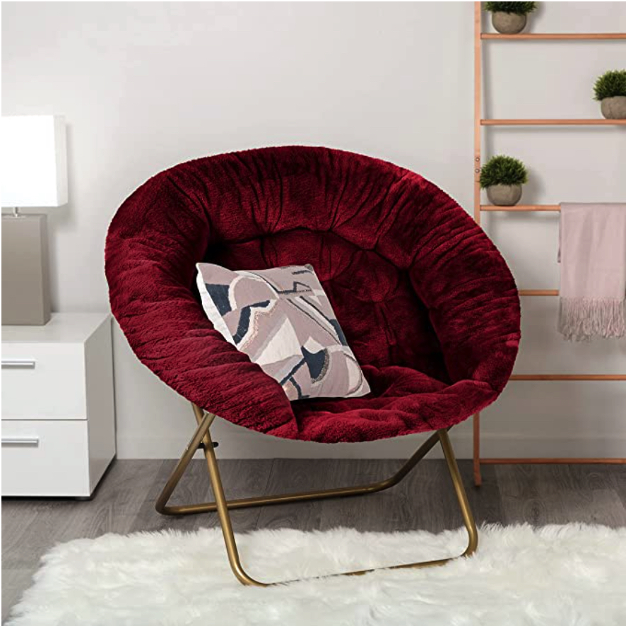 Bedroom Reading Nook Chair for teenager