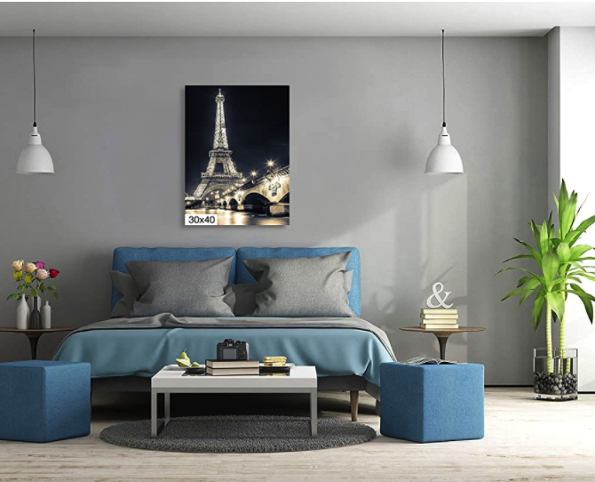 Pictures for teenage room paris theme
