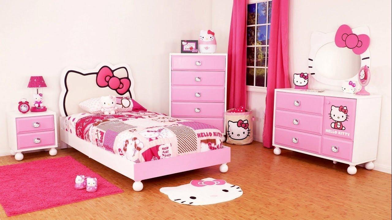 Choosing Girls Bedroom Furniture