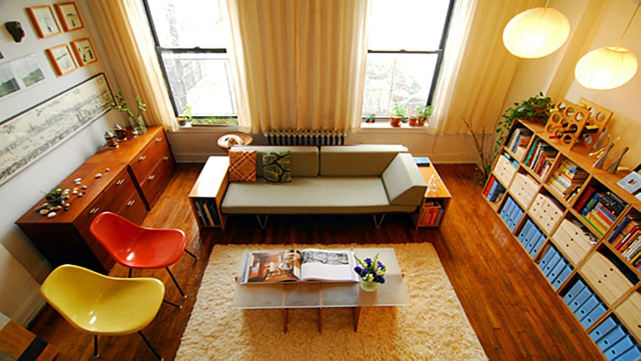Living Room Ideas for an Apartment
