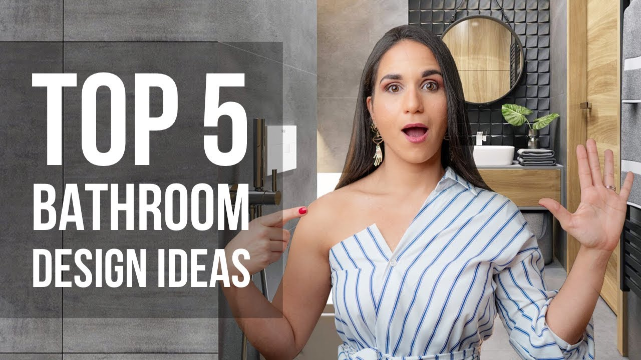 Some Tips For Designing Bathrooms