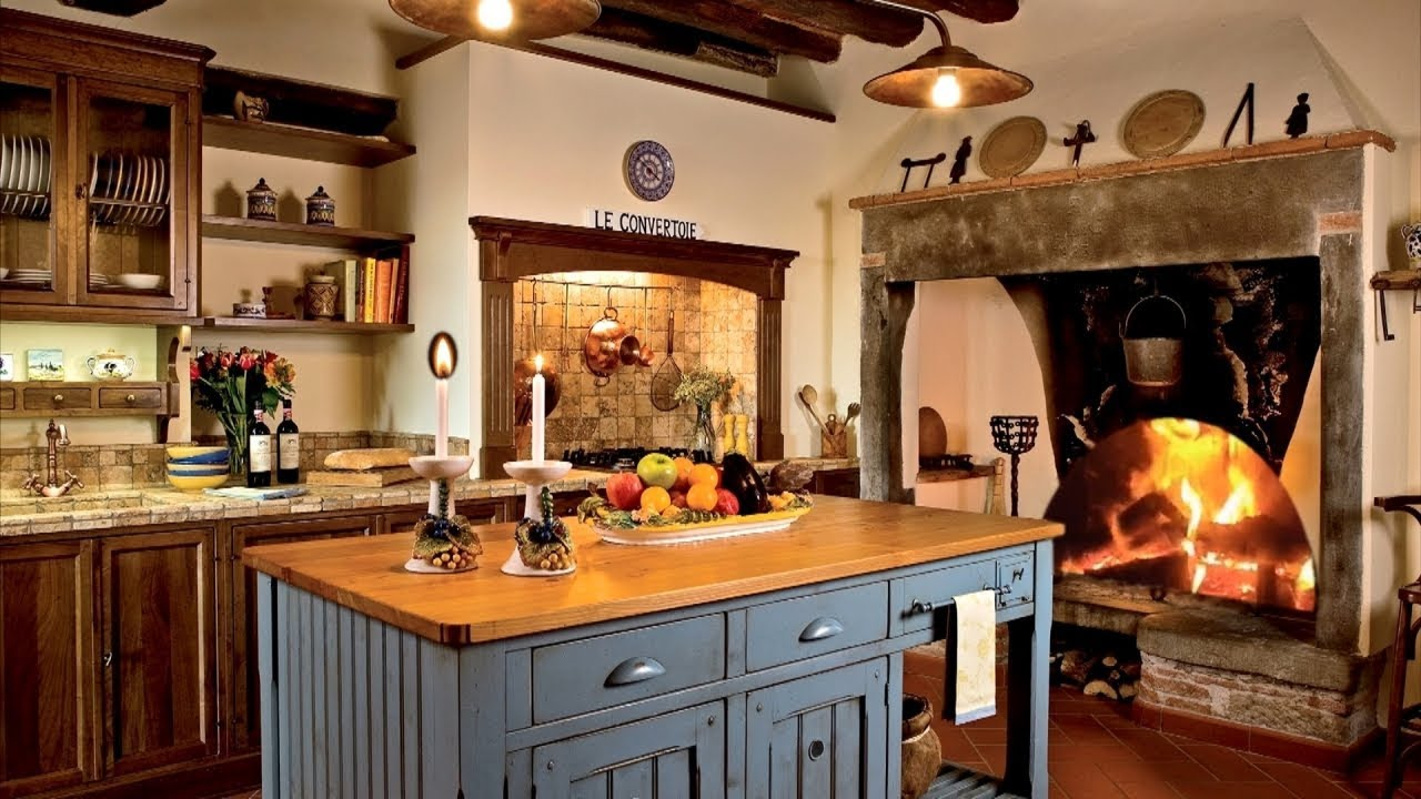 Country Kitchen Ideas – Making Your Kitchen Country With a Touch of Class